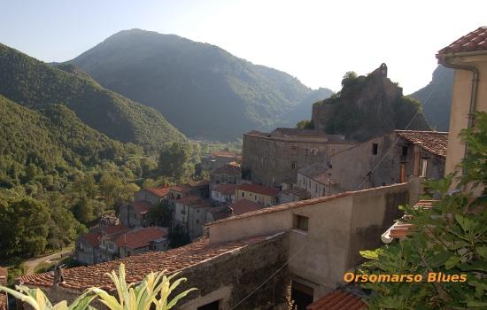 ORSOMARSO  -Torre dell'orologio e Palazzo Baronale662