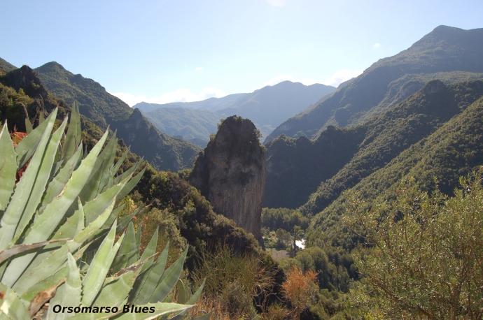La valle dell'Argentino